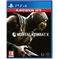 PS4 Mortal Kombat X Playstation Hits
