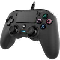 Nacon PS4 Wired Compact Controller Black