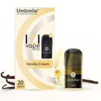 Umbrella IZI POD aroma Vanilla Cream, 18mg