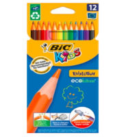 BIC Kids Evolution Bojice super čvrste - B of 12