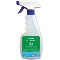 Ethyl Alcohol Etanol 70% 750ml - prskalica