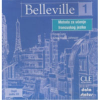 Collectif belleville niveau 1 CD