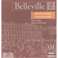 Collectif belleville niveau 2 CD