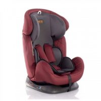 Lorelli Autosedište GALAXY 0-36KG Black Red (2020)