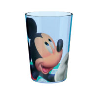 Pulse čaša melaminska mickey mouse pp 24cl