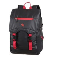 Pulse ranac walker black red