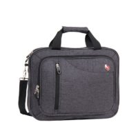 Pulse torba poslovna casual dark gray