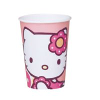Pulse čaše hello kitty 20cl 10/1