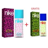 Ženski parfem Nike Ion Woman Edt NS 75ml, 1+ gratis HUB MEN edt 30ml