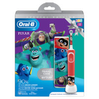Oral B Četkica Pixar + Travel Case