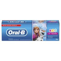 Oral B Stages Frozen&Cars Toothpaste 75 ml