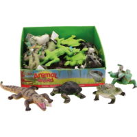 Animal World Gumena životinja reptil 20-28cm