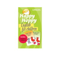 Happy Hoppy English for children - Svojstva i odnosi kartice