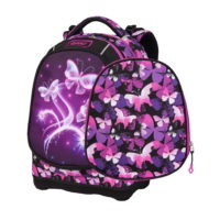 Ranac superlight 2 face petit violet butterfly 26826