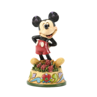 August Mickey Mouse